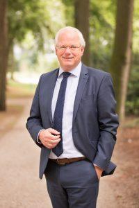 Wethouder Marcel Fluitman